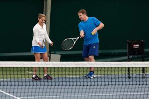 Tennis Games For Beginners