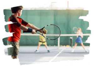 youth tennis lessons near me